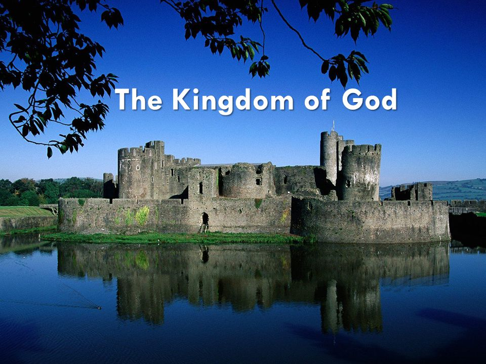 The Kingdom of God: Ambassadors for the King Part 1
