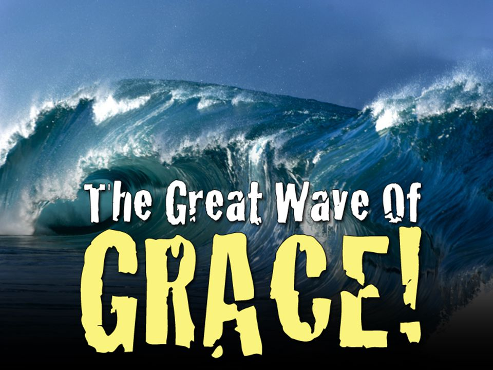 God's Grace perfects forever the saved