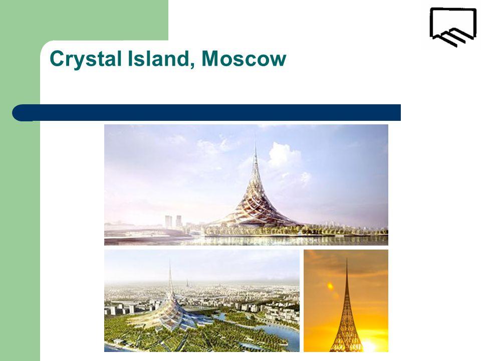 Crystal Island, Moscow