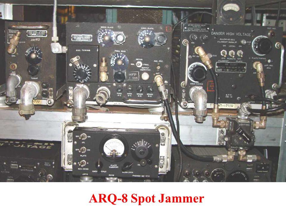 ARQ-8 Spot Jammer