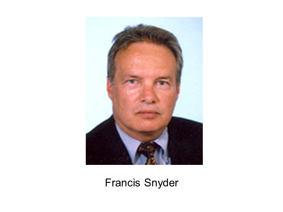 Francis Snyder