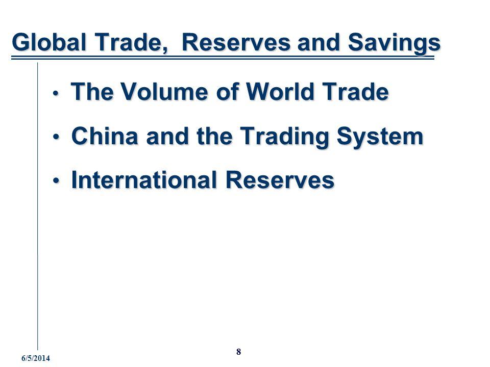 9 J.P.Morgan Chase 6/5/2014 World Trade Volume
