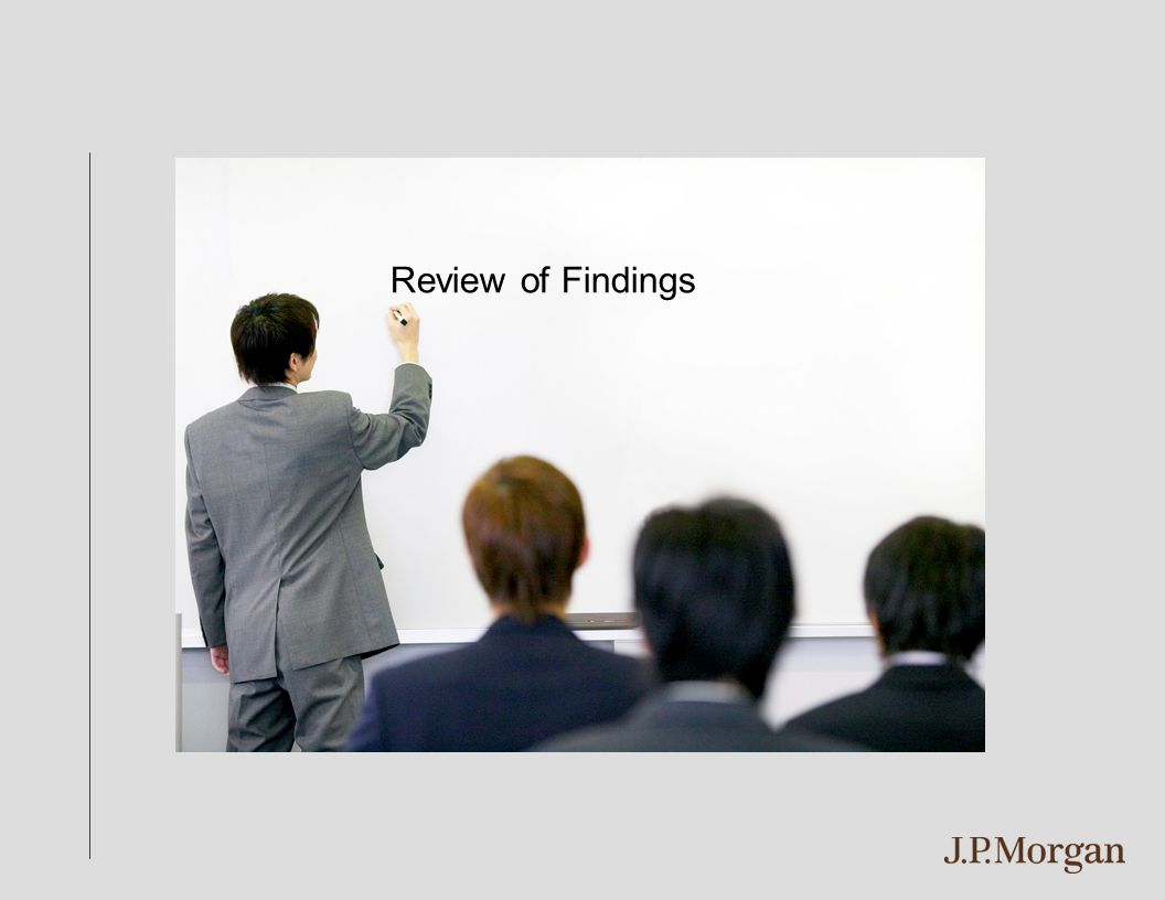 Review of Findings