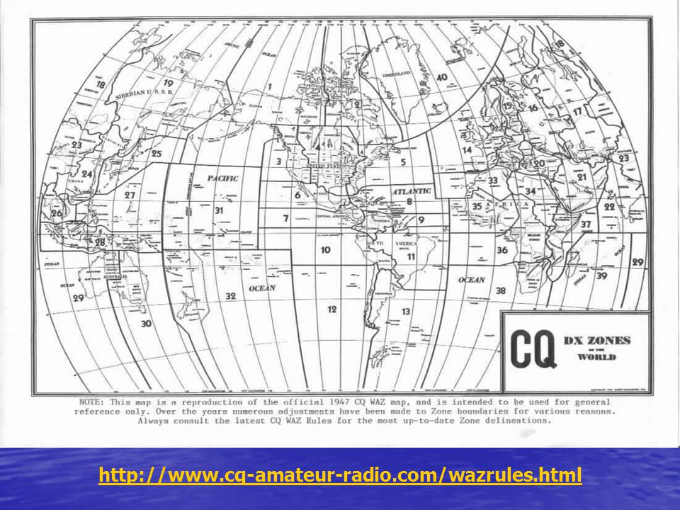 CQ Magazine Has a DX program similar to the ARRL's.
