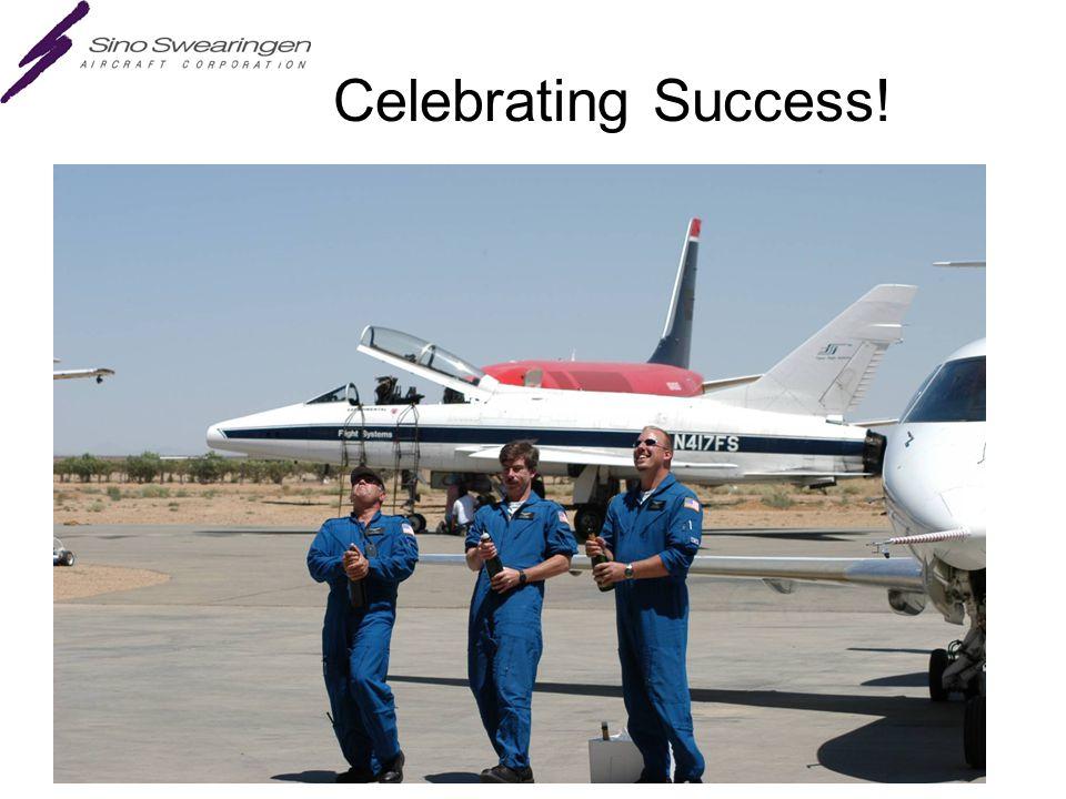 Celebrating Success!