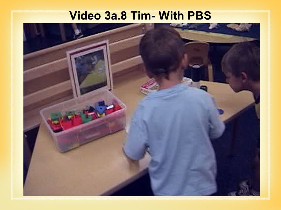 Video 3a.8 Tim- With PBS