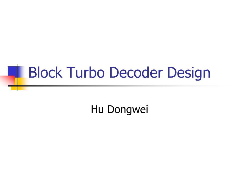 Error Correcting Codes Classic Block Codes BCH RS RM Convolutional Codes (Viterbi) Turbo Codes Parallel Concatenated Convolutional Codes Serial Concatenated Block Codes