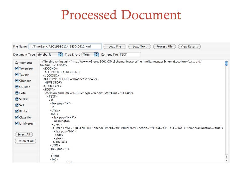 Processed Document