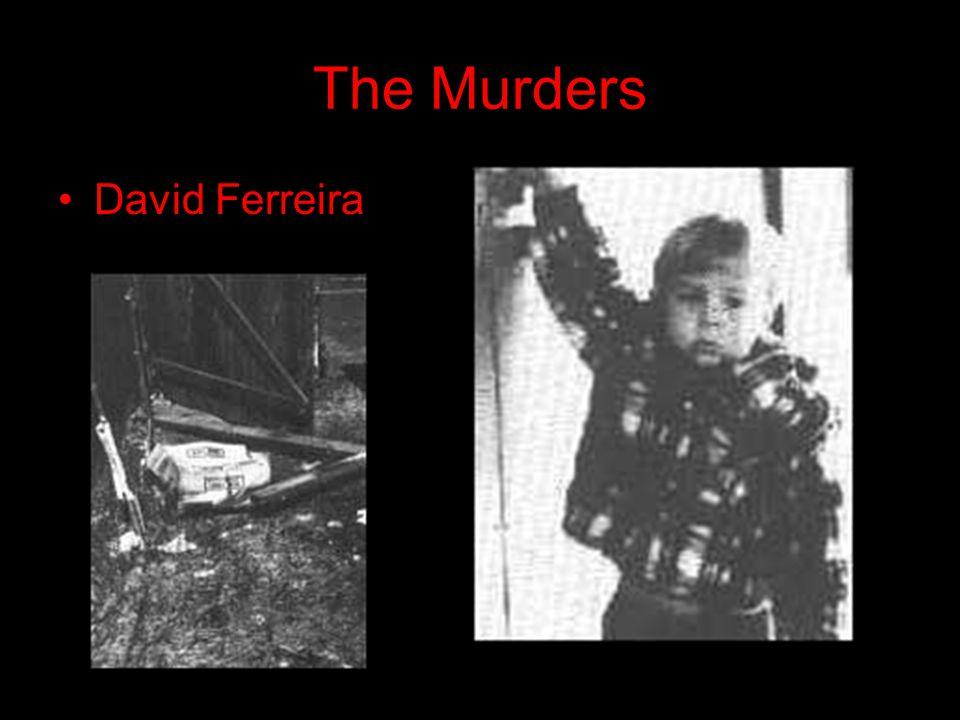 The Murders David FerreiraDavid Ferreira