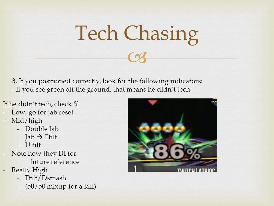  Tech Chasing 3.