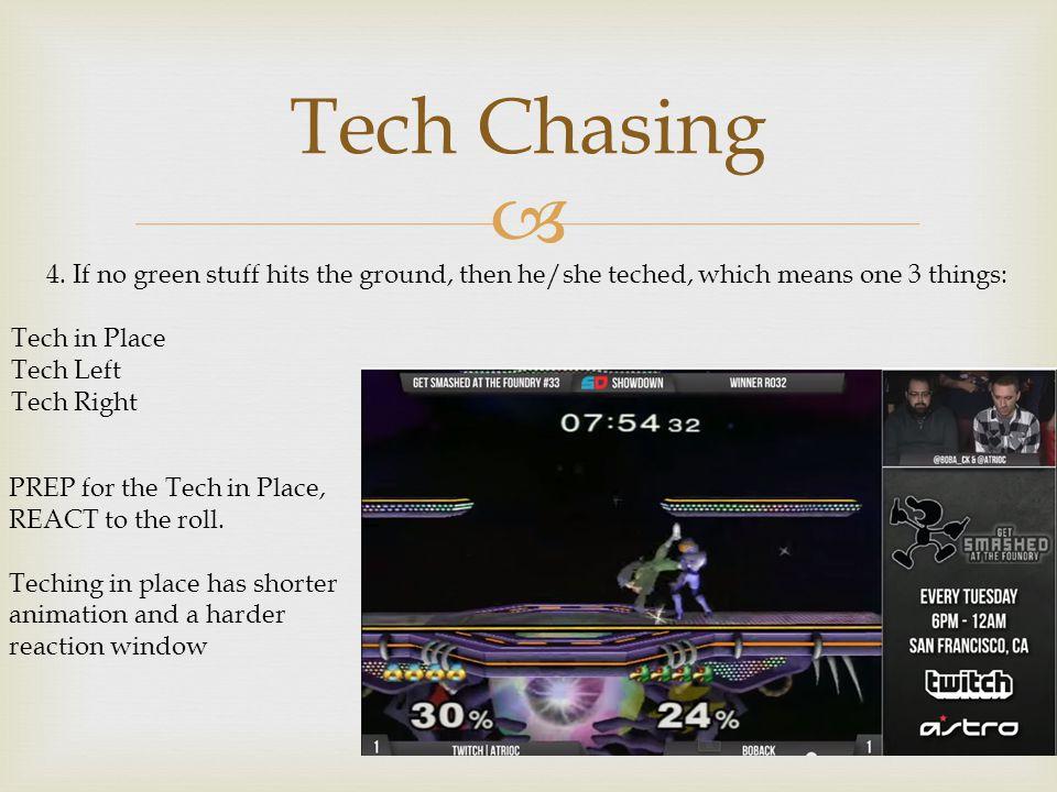  Tech Chasing 4.