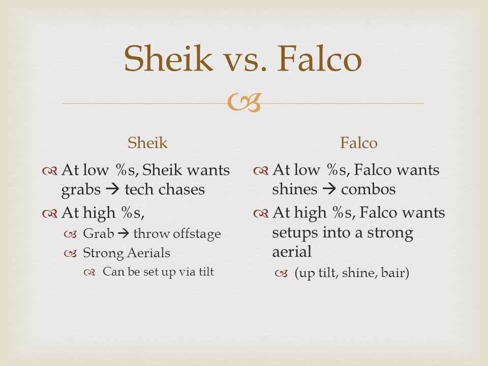  Sheik vs.
