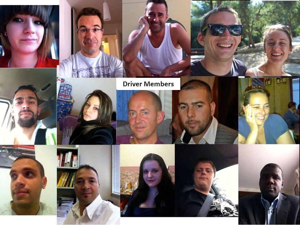 Driver Members 14