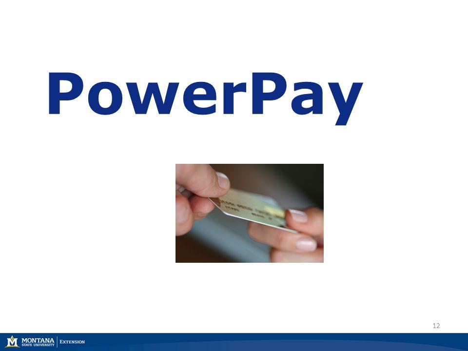 12 PowerPay