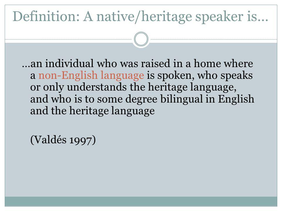 Example 4: Carolina Born in the U.S.to U.S.-born parents.