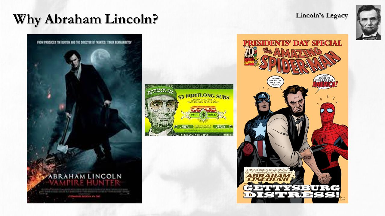 Lincoln's Legacy Why Abraham Lincoln