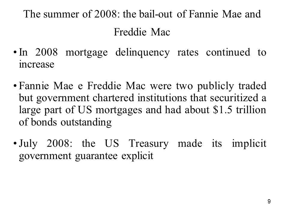 30 Second amplifications mechanism: securitizations Since the Nineties commercial banks increased their securitization business to get new liquidity and therefore to increase their supply of loans From originate to hold to originate to distribute Mortgages were the first object of securitizations.