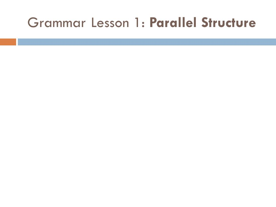 What does parallel mean in math?