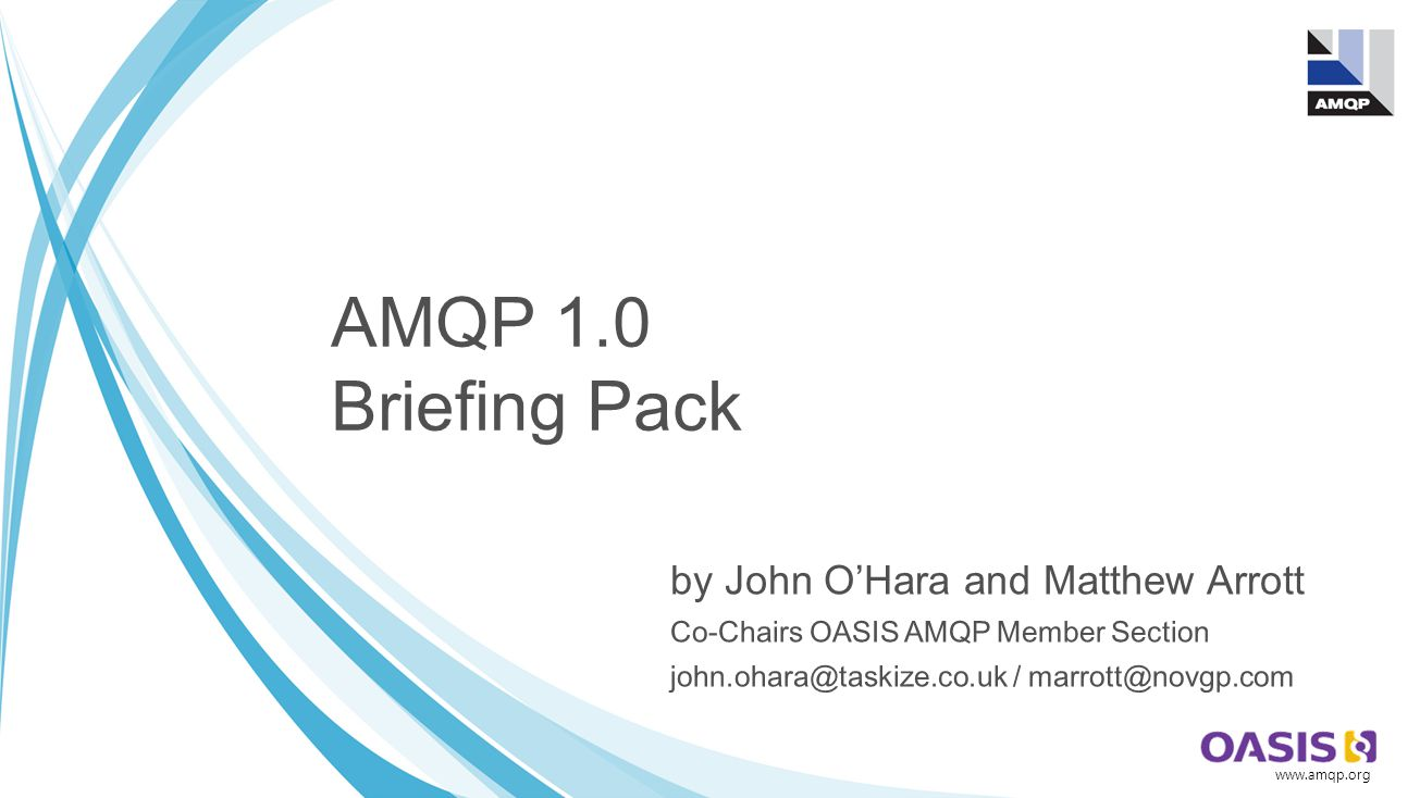 www.amqp.org