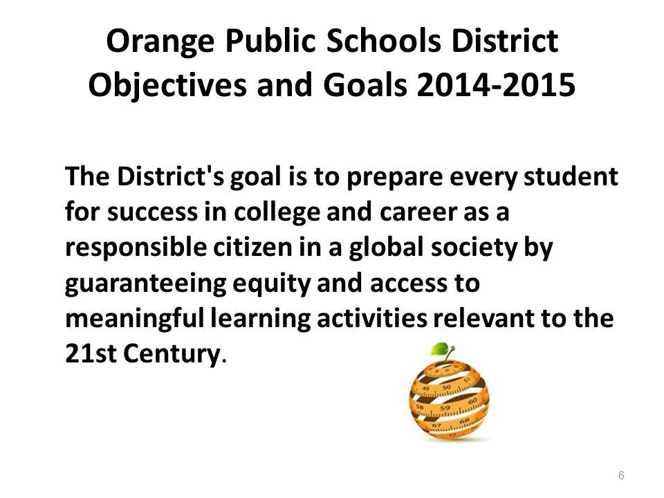 Orange High School 4 Year Graduation Rates 27