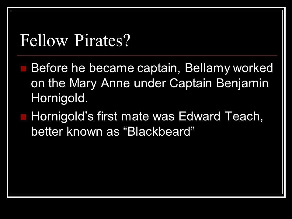 Fellow Pirates.