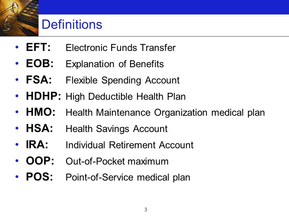 14 Savings Component of HealthFund Plans