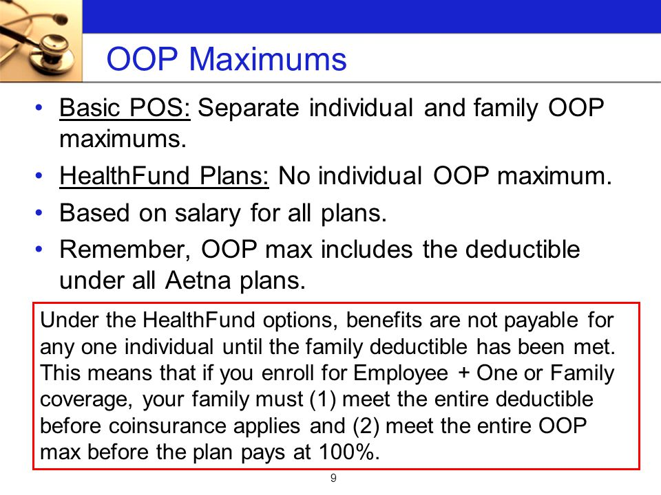 30 Sample Employee Oxy Salary = $40k, Family Coverage EE Spend = Oxy medical contributions + coinsurance/deductible – HSA seed Claims shown on the bottom axis, employee's expenses (including medical contributions) on the side.