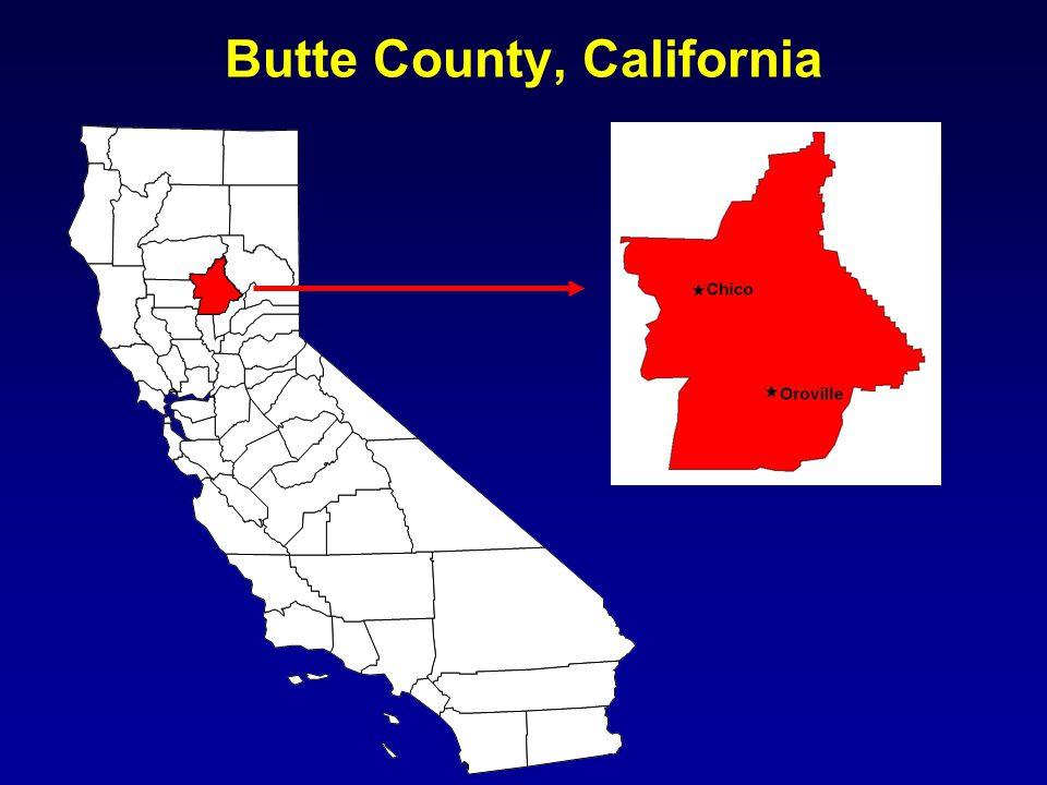 Butte County, California