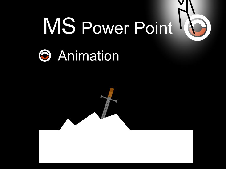 MS Power Point Animation