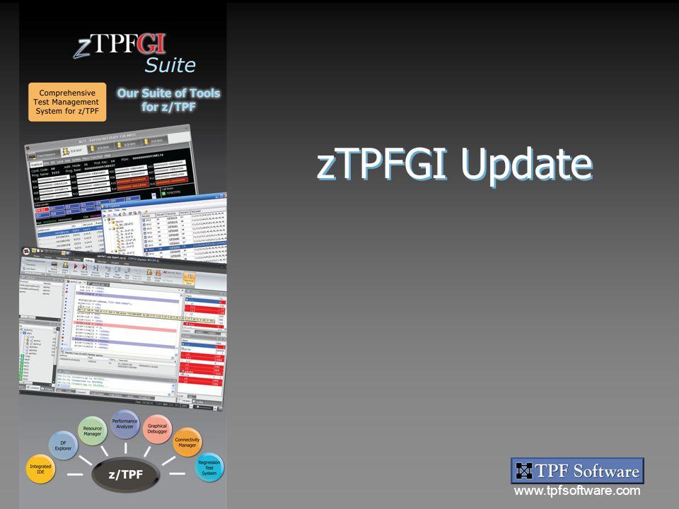 www.tpfsoftware.com Suite zTPFGI Update