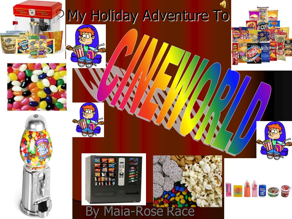 My Holiday Adventure To By Maia-Rose Race