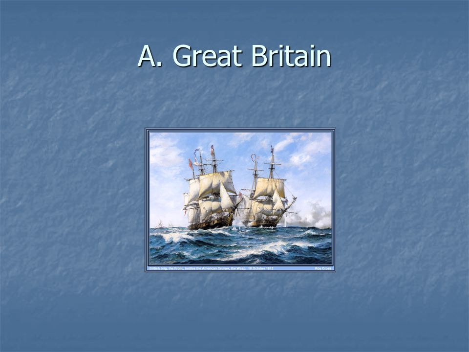 A. Great Britain