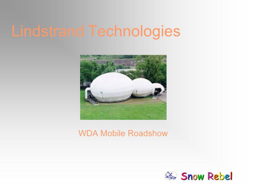 Snow RebelSnow RebelSnow RebelSnow Rebel Lindstrand Technologies WDA Mobile Roadshow
