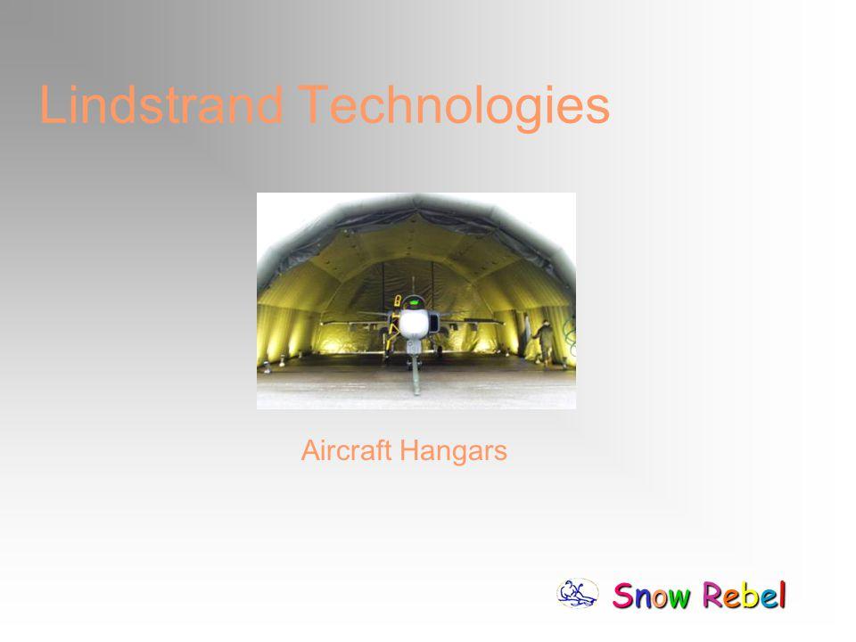 Snow RebelSnow RebelSnow RebelSnow Rebel Lindstrand Technologies Aircraft Hangars