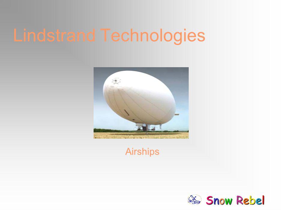 Snow RebelSnow RebelSnow RebelSnow Rebel Lindstrand Technologies Airships