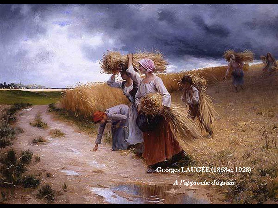 . Fritz ZUHBER BUHLER (1822-1896) Innocence