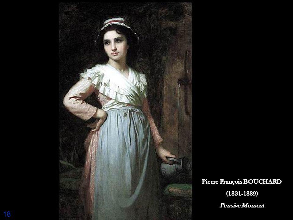 Gustave Léonard de JONGHE (1829-1893) Afternoon repose