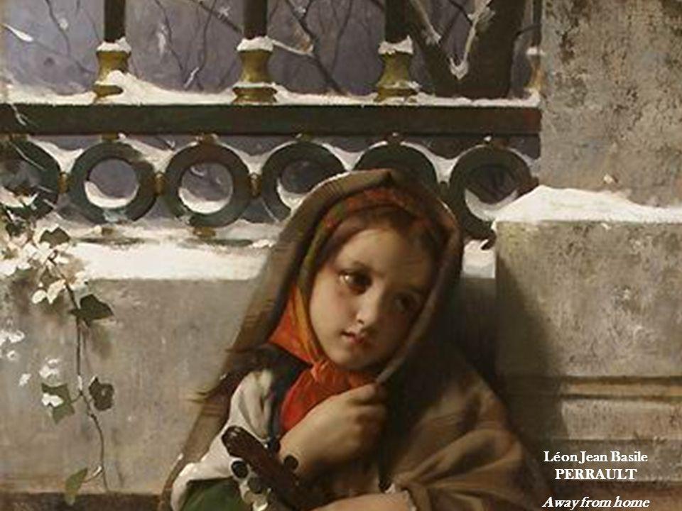 18 Pierre François BOUCHARD (1831-1889) Pensive Moment