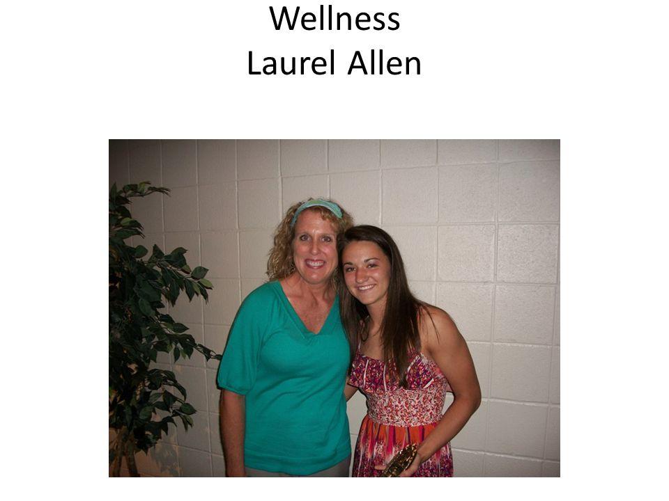 Wellness Laurel Allen