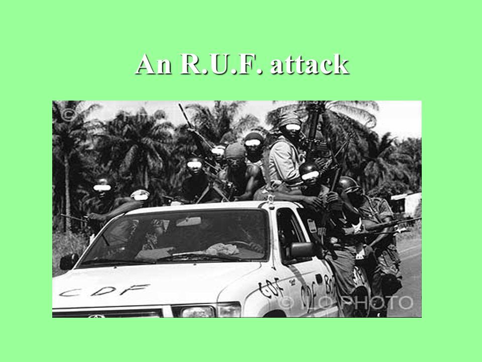 An R.U.F. attack