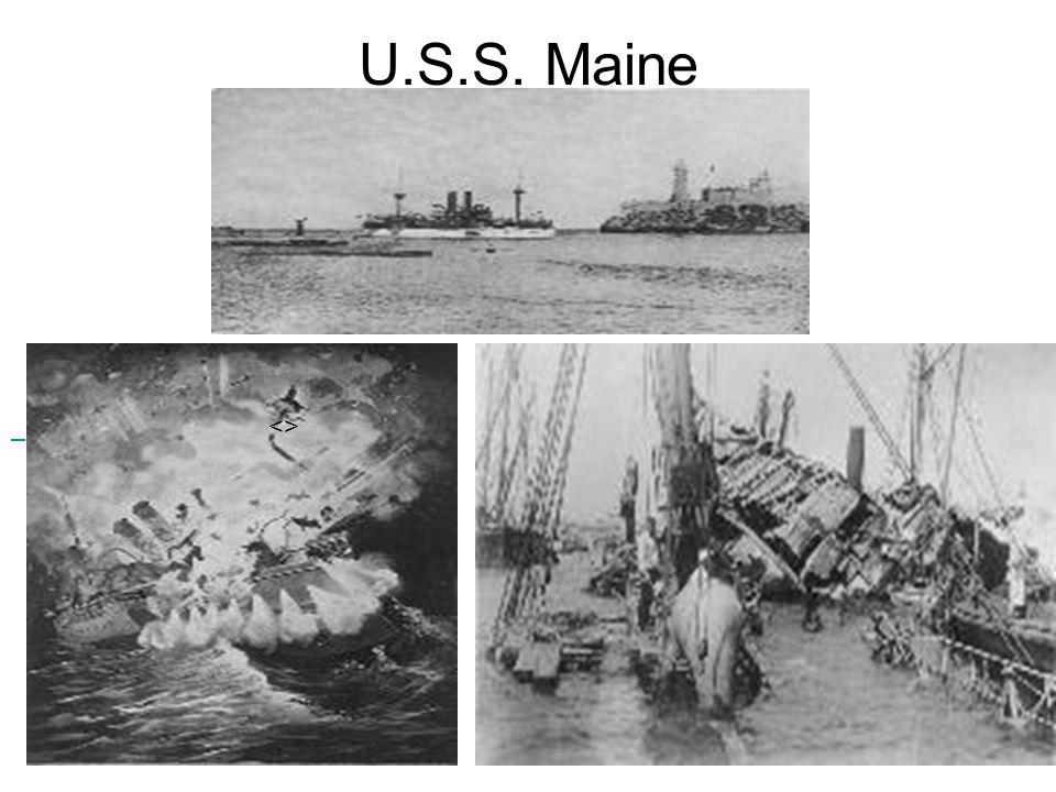 U.S.S. Maine <>