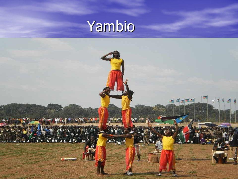 Yambio Yambio