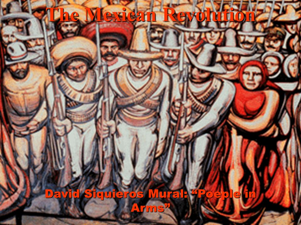 3 Mexico Under Porfirio Diaz Diaz became President in 1877, and imposed order by suppressing opposition.
