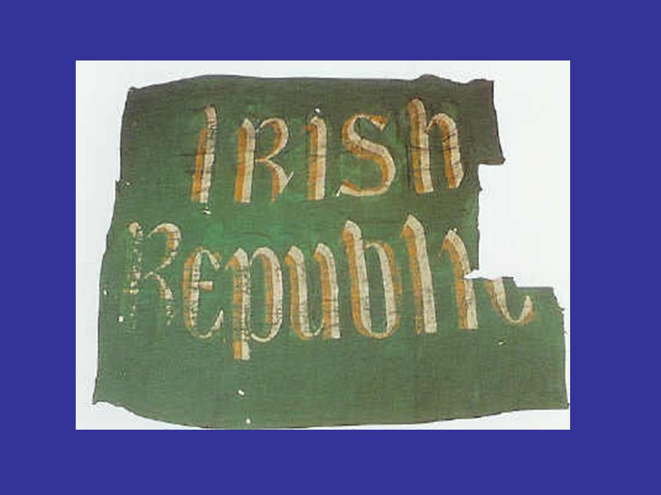 Sinn Féin Rising referred to inaccurately as the Sinn Féin rebellion SF benefited from this – sparked curiosity about the organization SF became a militant nationalist movement post 1916 A coalition of radical republicans and moderate nationalists