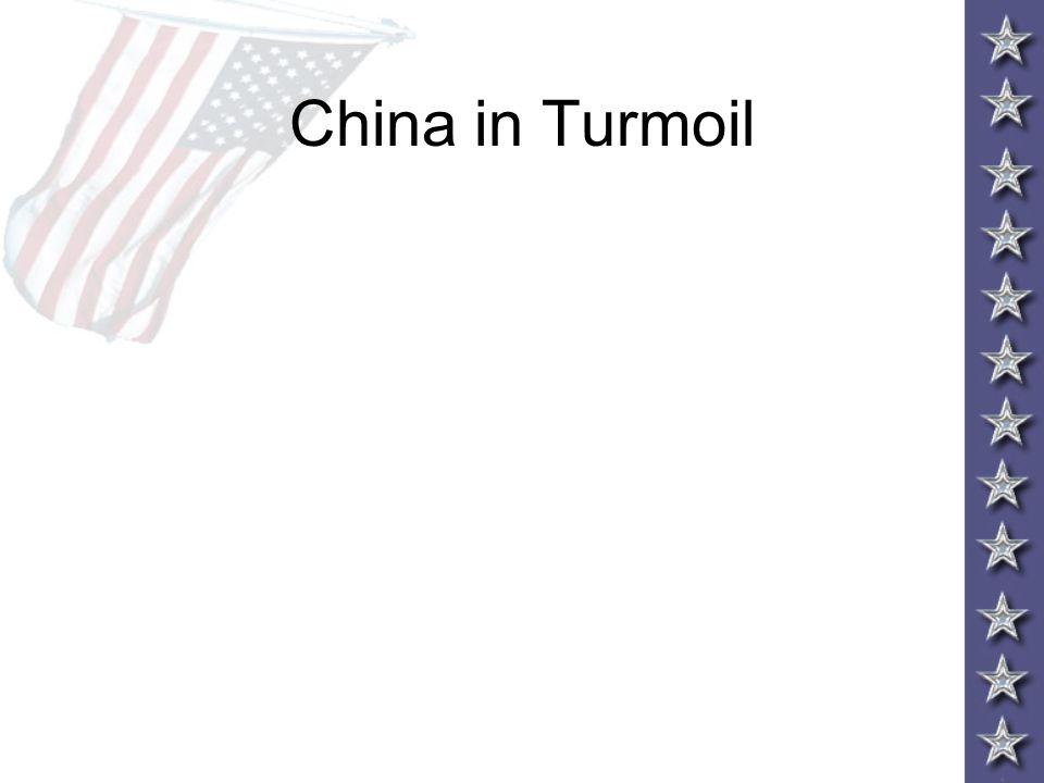 China in Turmoil