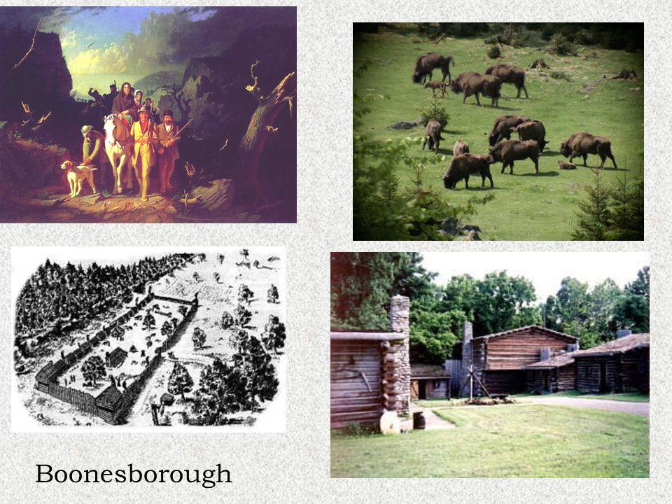 Boonesborough