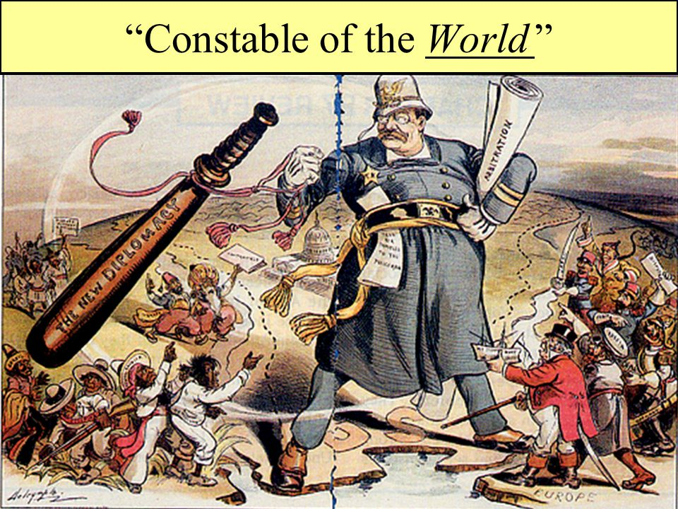 """""""Constable of the World """""""