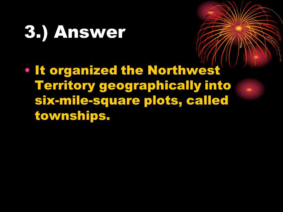 4.) Why did Massachusetts farmers rebel against their state legislature?