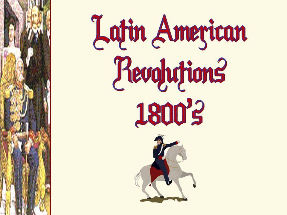 European Empires in Latin America: 1660s Spain Portugal France
