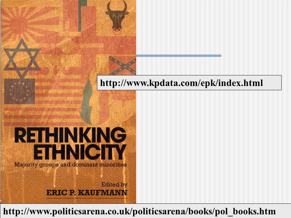 http://www.kpdata.com/epk/index.html http://www.politicsarena.co.uk/politicsarena/books/pol_books.htm